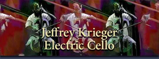 Jeffrey Krieger - Electric Cello